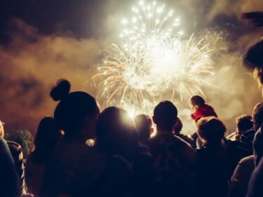 are rabbits afraid of fireworks?