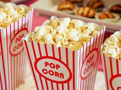 is popcorn dangerous for rabbits?