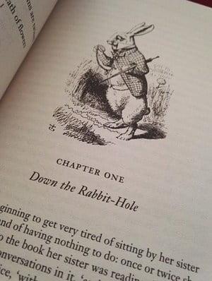 what do rabbits symbolize in literature?